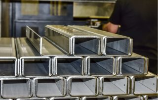 Metal Bending Services - Edvan Custom Metal
